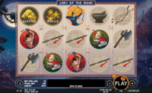 Lady Of The Moon Online Slot