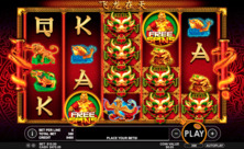 Lucky Dragons Online Slot